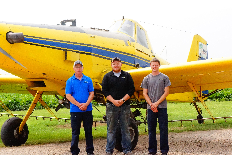 Buzz, Brady, Andrew