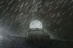 富士山頂サブミリ波望遠鏡