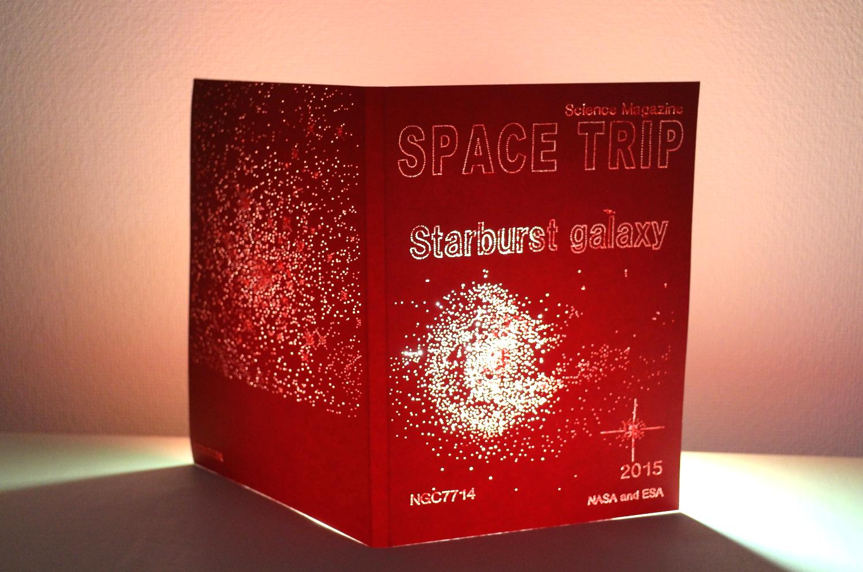 Book ( SPACE TRIP )