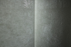 Book ( SPACE TRIP ) (a part of work)