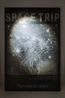 "Book(SPACE TRIP)""Twinkle of stars"""
