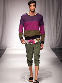 Rainbow Sweater w Discargo 3:4 Short.jpg