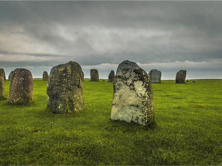 בואם של הויקינגים לאיסלנד