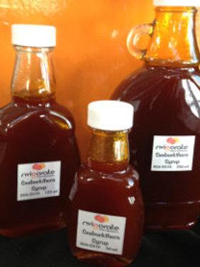 Organic Seabuckthorn Syrup