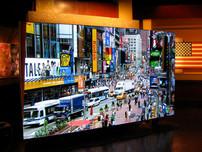 Orion Seamless Plasma Screen 4 X 4 Videowall ABC-TV Times Square  Studio .jpg