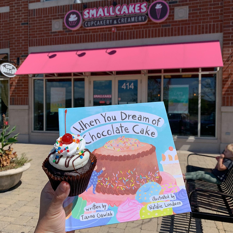 Cake Event at Smallcakes