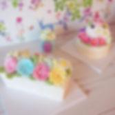 練習を兼ねて、#乙女カラー で #中級 #上級 の見本作り💕_#達成感 !_♪