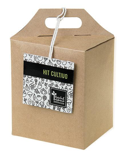 Maleta kit Cultivo