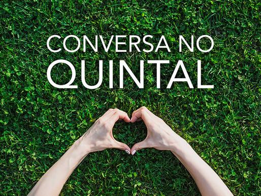 Conversas no Quintal