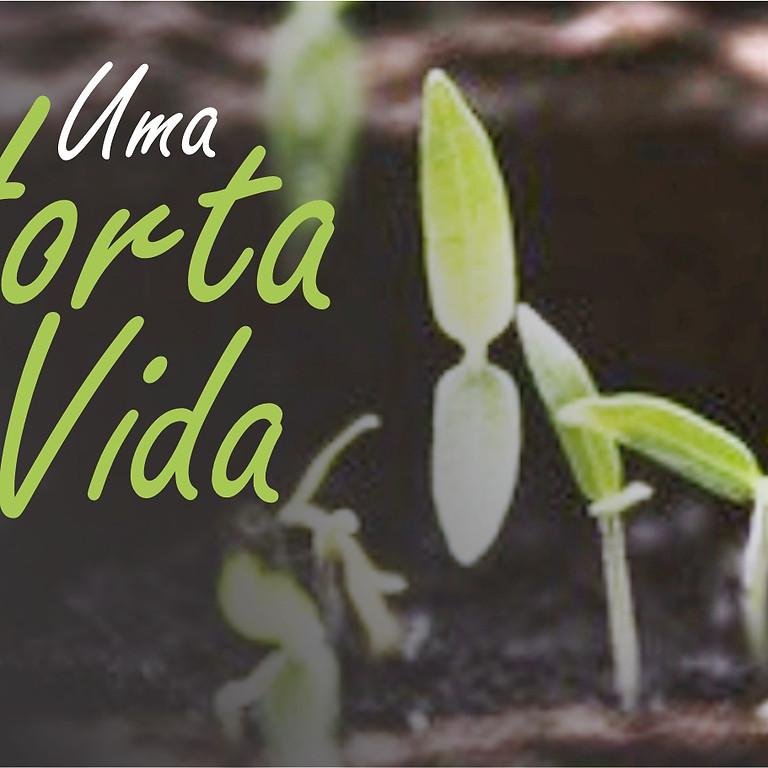 Uma Horta na Tua Vida - Web série apresentando um coaching de cultivo real