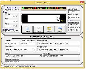 Programa camionera Migma