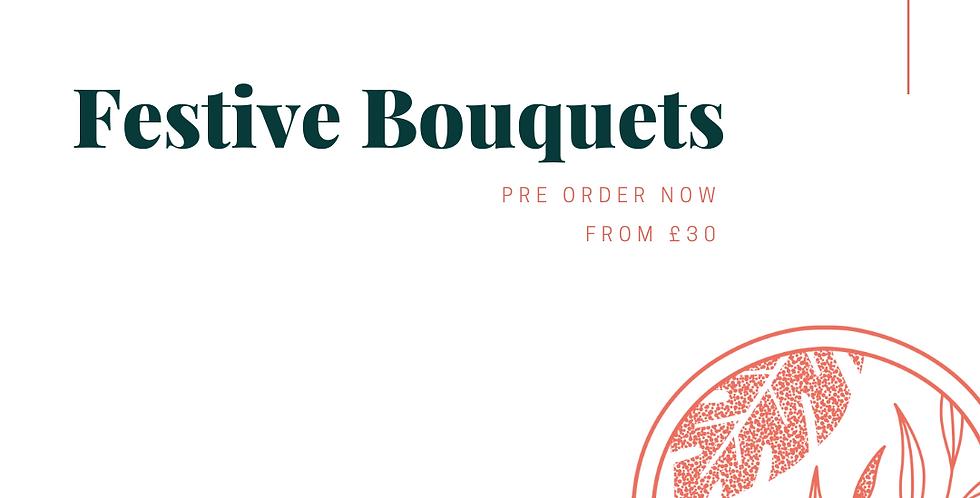 Festive Bouquets