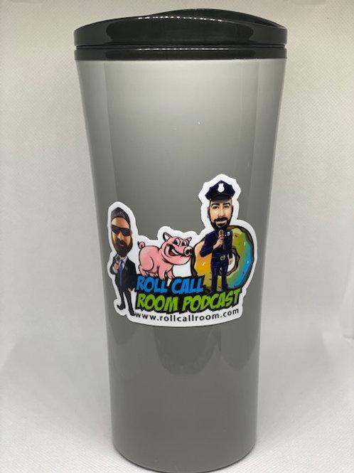 Roll Call Room Travel Mug