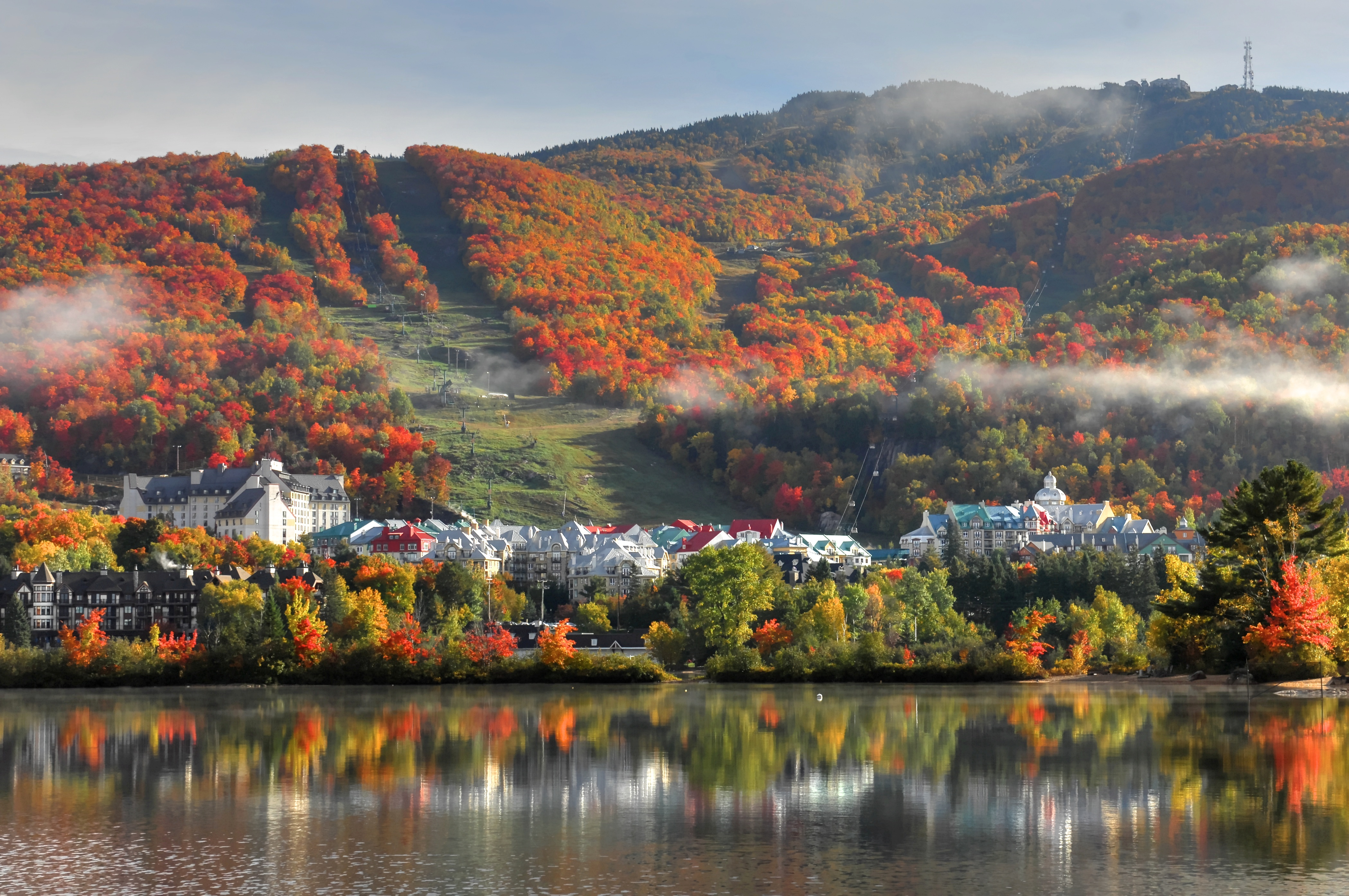 Tremblant Colors