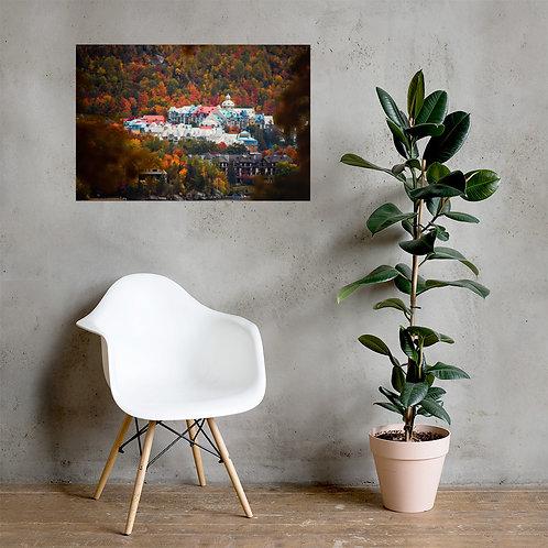 La saison des couleurs à Tremblant | Impressions Mat