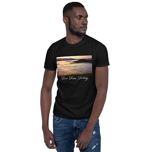 T-Shirt Homme | Live Free Today