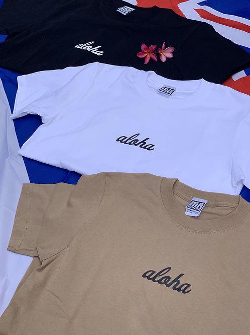 MANAHAU オリジナルTシャツ ~aloha~