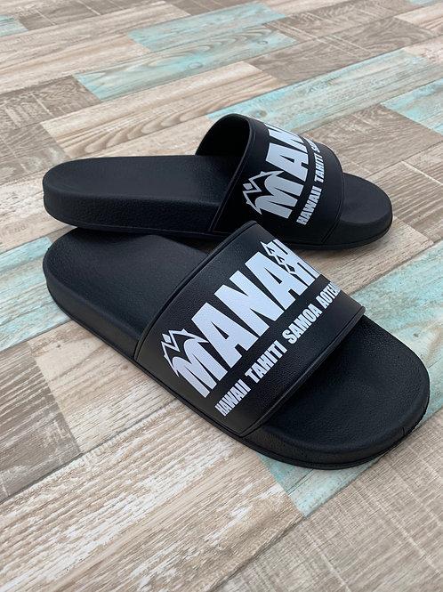MANAHAU Logo べナッシ(シャワーサンダル)