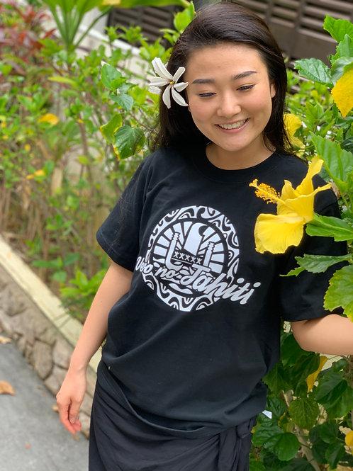 MANAHAU オリジナルTシャツ ~VEVO NO TAHITI~