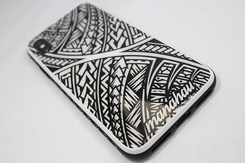 スマホ強化ガラスケース/Toa O Le Samoa