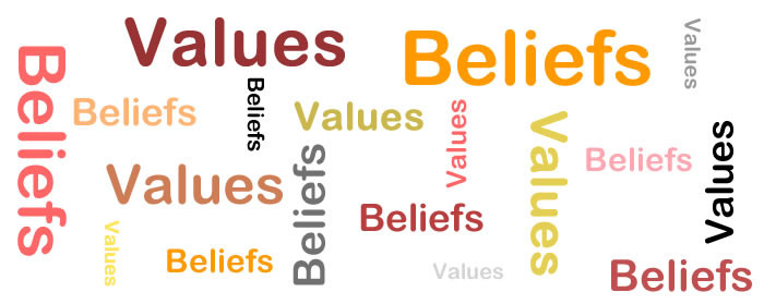 Establish shared values and beliefs