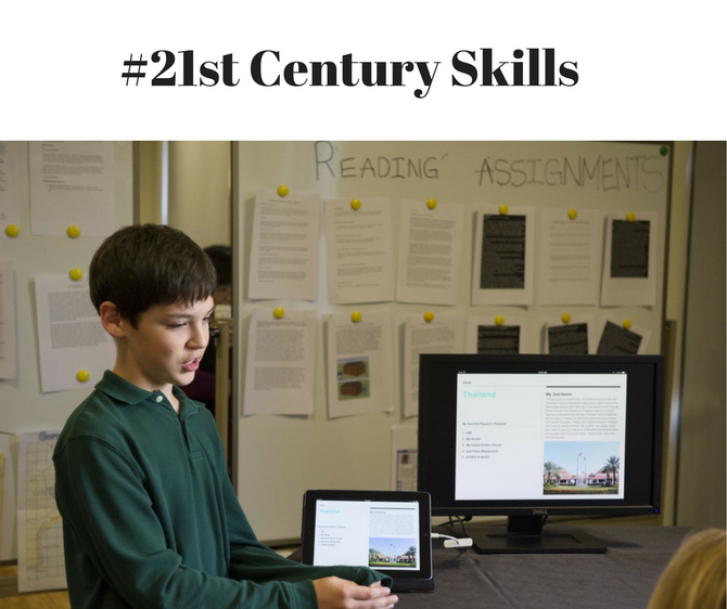 Four-step Process to develop 21st century skills in your students