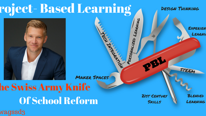 Project- Based Learning: The Swiss Army Knife of School Reform