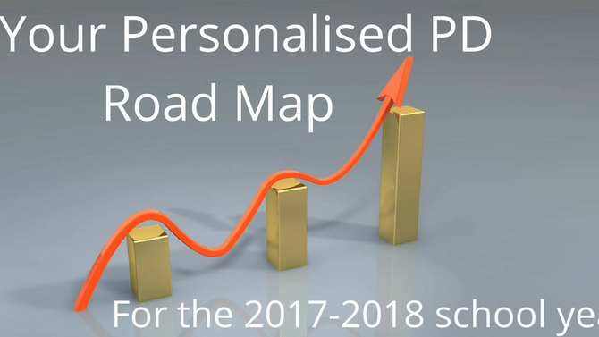 Personalized PD for the Busy Educator