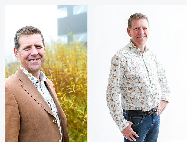 Zakelijk Portret Wim Folmer Verzekershop