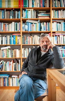 Portret Kees Slager