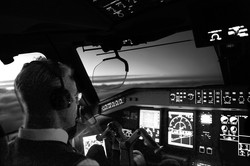 Bedrijfsfotografie Vliegmaatschappij
