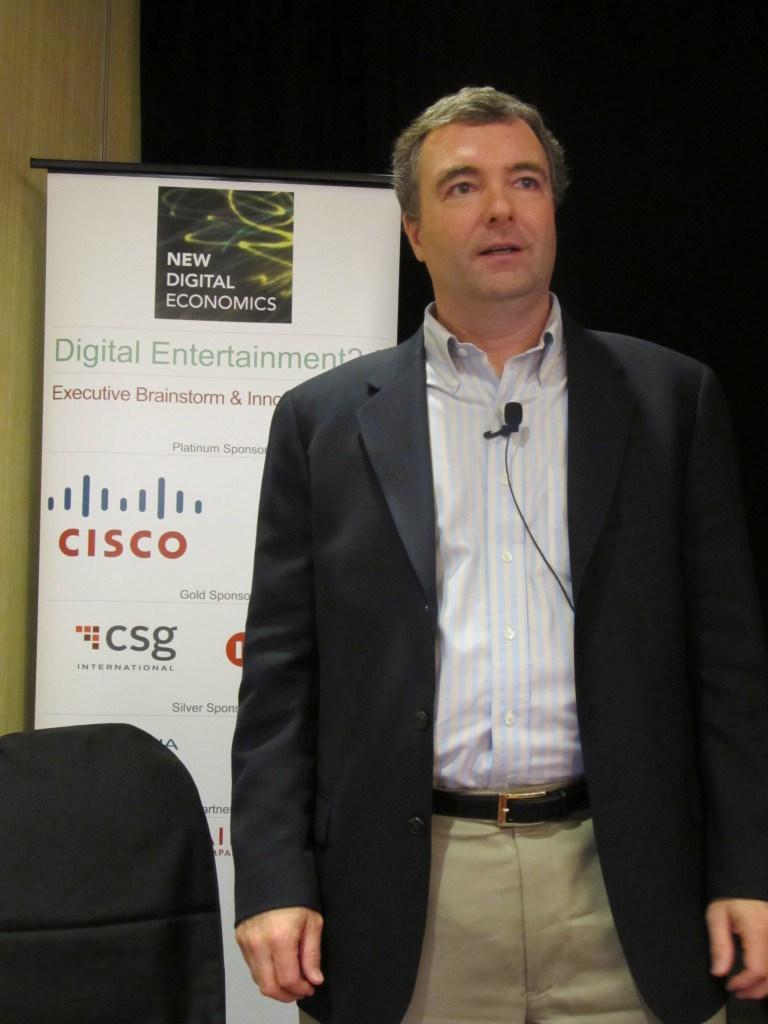 Jeff Ulin at New Digital Economics