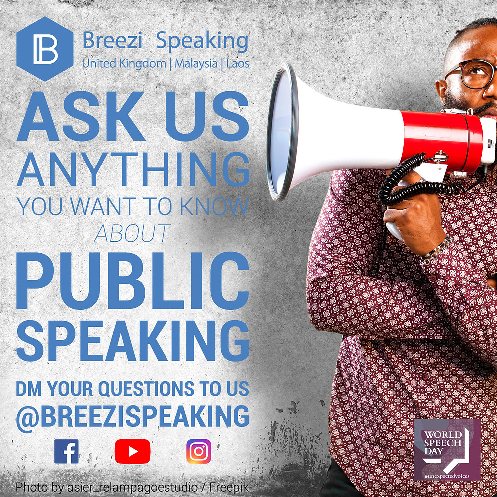 Breezi Speaking Public Speaking Q&A