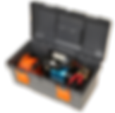Photo of 4 wheel drive tool kit.