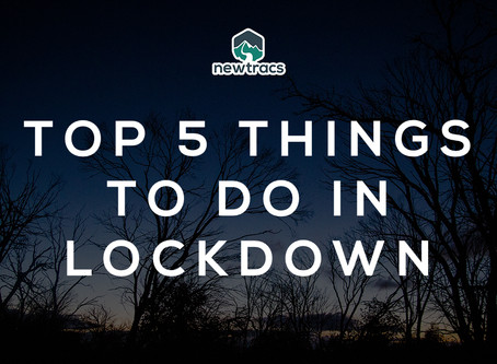 Top 5 things for 4wders to do in lockdown.