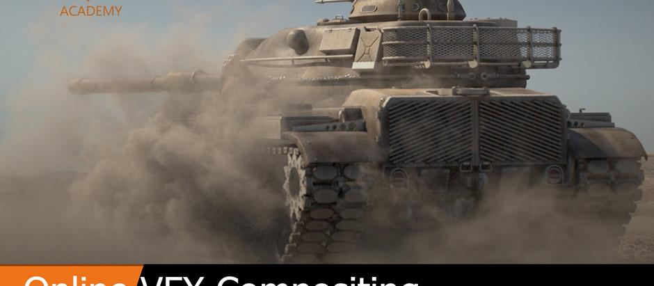 Online VFX Compositing Course (تعليم عن بعد)