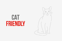Pensado especialmente para ser aplicado de manera cómoda y práctica en gatos