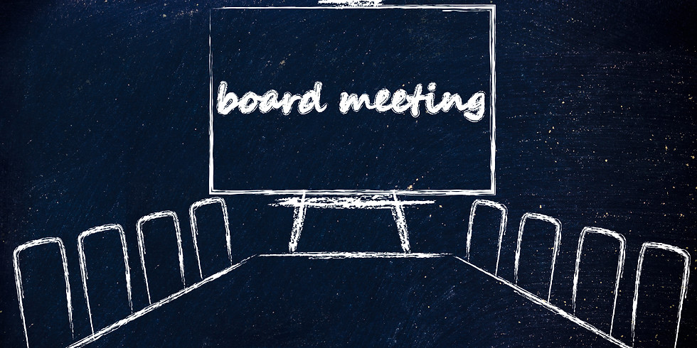 MSA EBoard Meeting, Foundation Meeting, and Dinner