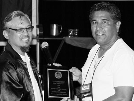 2019 Peter W. Walsh Award Recipient