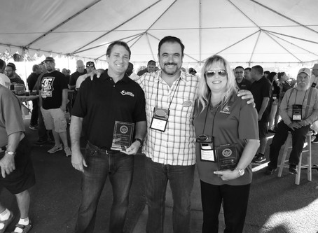 2017 Stellar Vendor Award Nominees & Recipient
