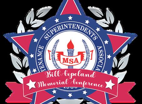 Bill Copeland Memorial MSA 2020 Virtual Conference