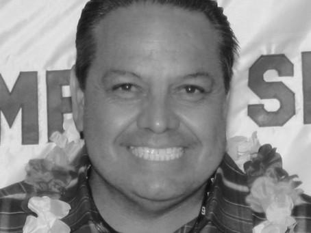 Rudy Cancio Elected 2018 Treasurer