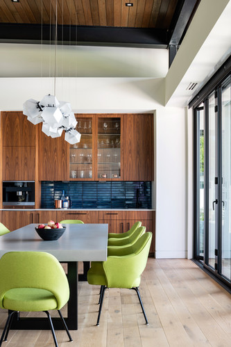 Modern Home Dining