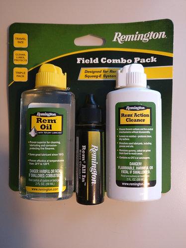 Remington Combo Pack