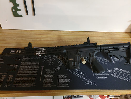 Smith and Wesson AR 15-22