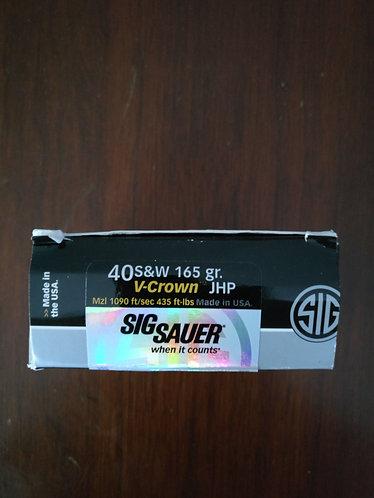 Sig Sauer 40 S&W