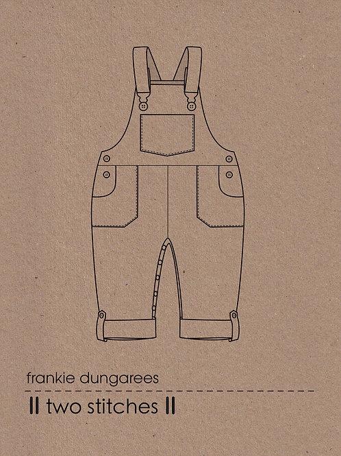 frankie dungarees - PDF pattern