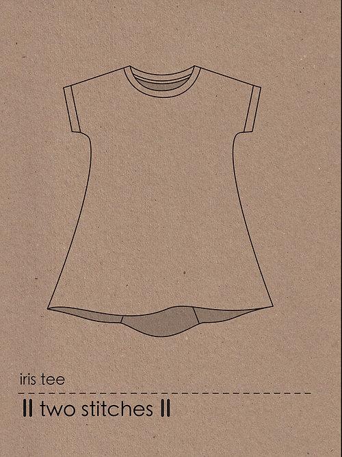 iris tee