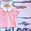 Thumbnail: Edie Blouse & Shirtdress Pattern x 3