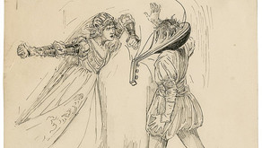 Musings on The Taming of the Shrew
